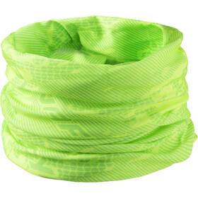Dynafit Logo Primaloft accessori collo giallo/verde